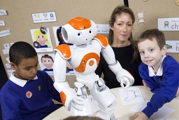 Robotics in Autism solution for kids